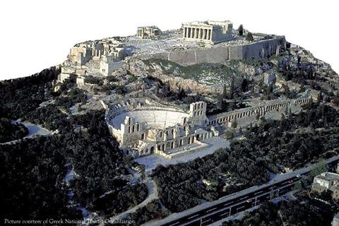 Acropolis History