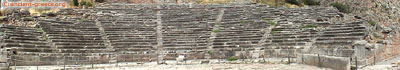 Delphi Theater Panoramic picture