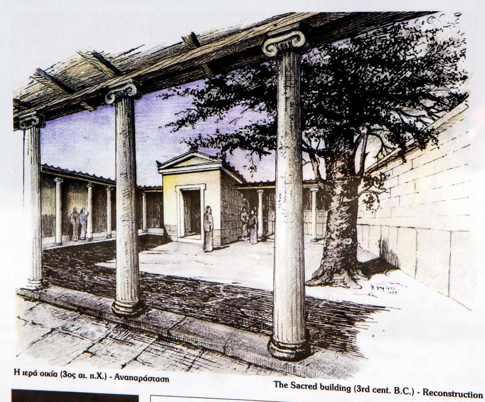 dodona archaeological site