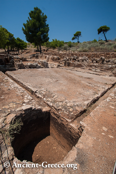 Lavrion Ancient Silver Mines