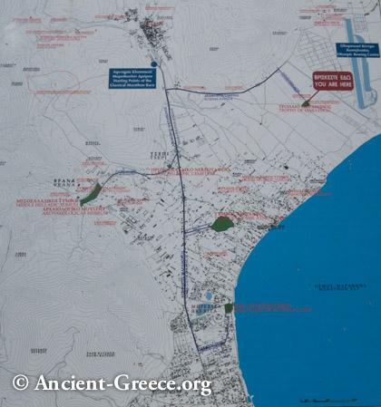 Marathon Archaeological Site
