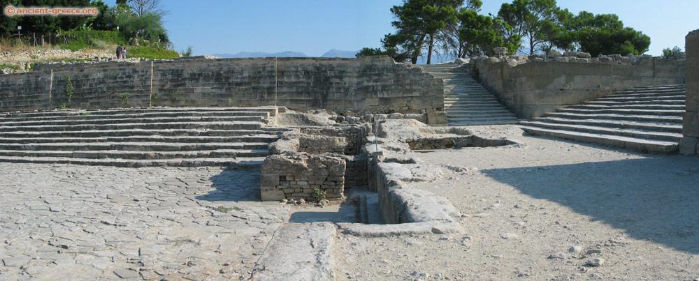 mycenae essay