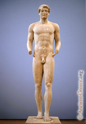 what is a kouros