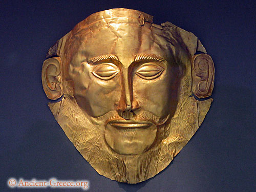 art history mask of agamemnon Mask of agamemnon, mycenae about transcript mask of agamemnon, from shaft grave v, grave circle a, c1550-1500 bce, gold, 12 inches / 35 cm (national archaeological museum, athens.