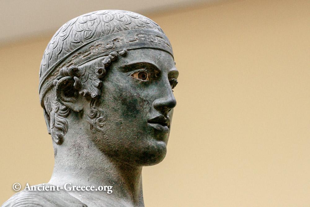 Classify Ancient Greek